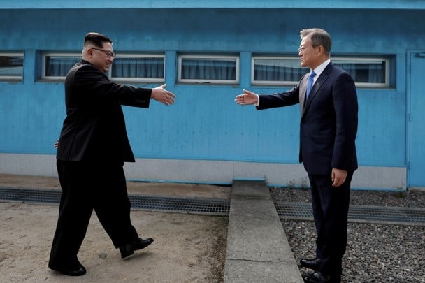 Korea Peace Treaty Overture