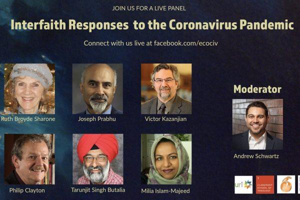 Interfaith Responses to the Coronavirus Pandemic Part I